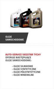 Oleje Auto Service Banner