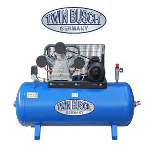 Kompresor Sprężarka Twin Busch