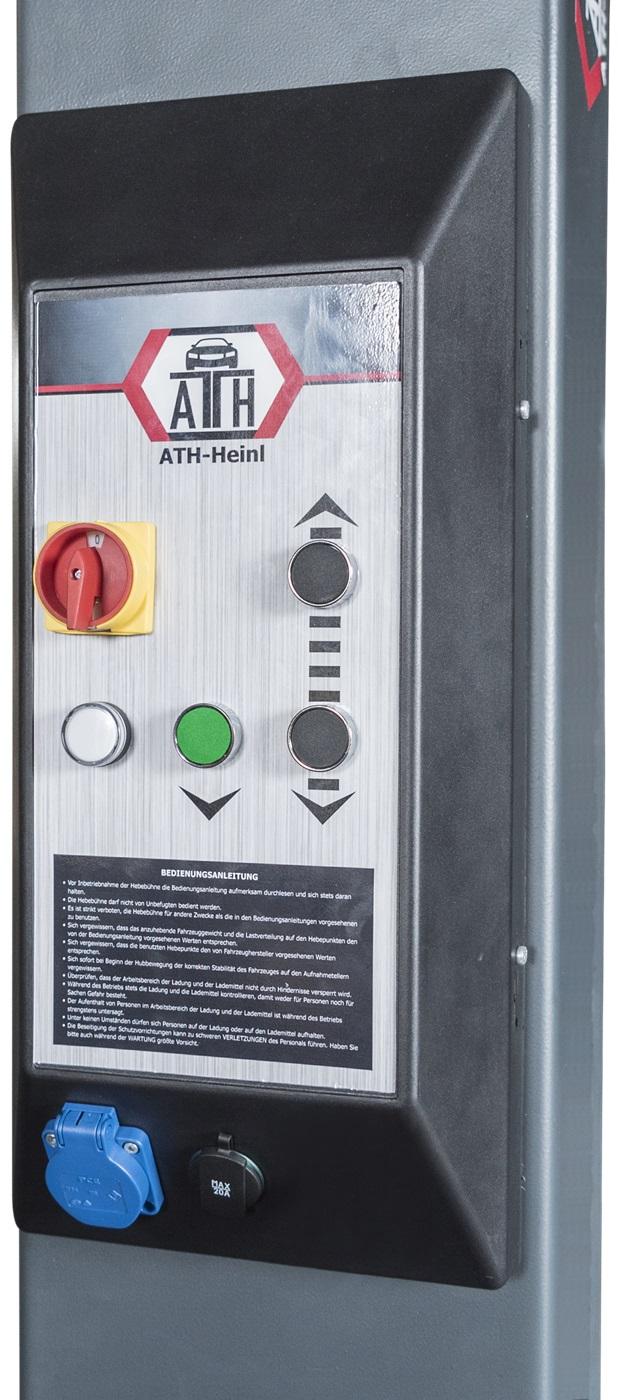 ATH Single Lift 25S panel