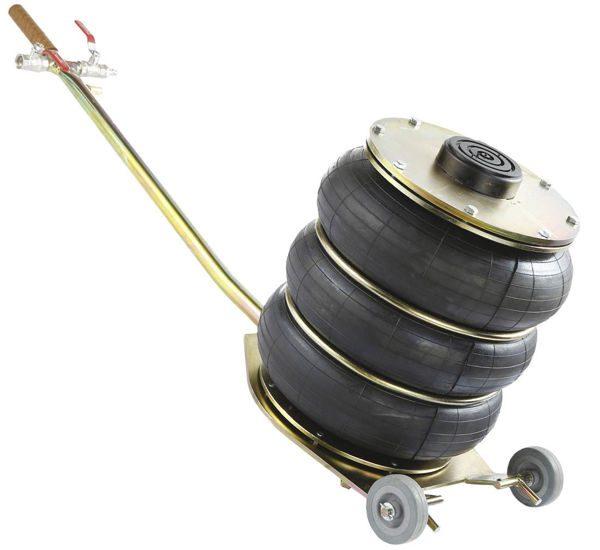 Podnośnik pneumatyczny bałwanek 3,5t